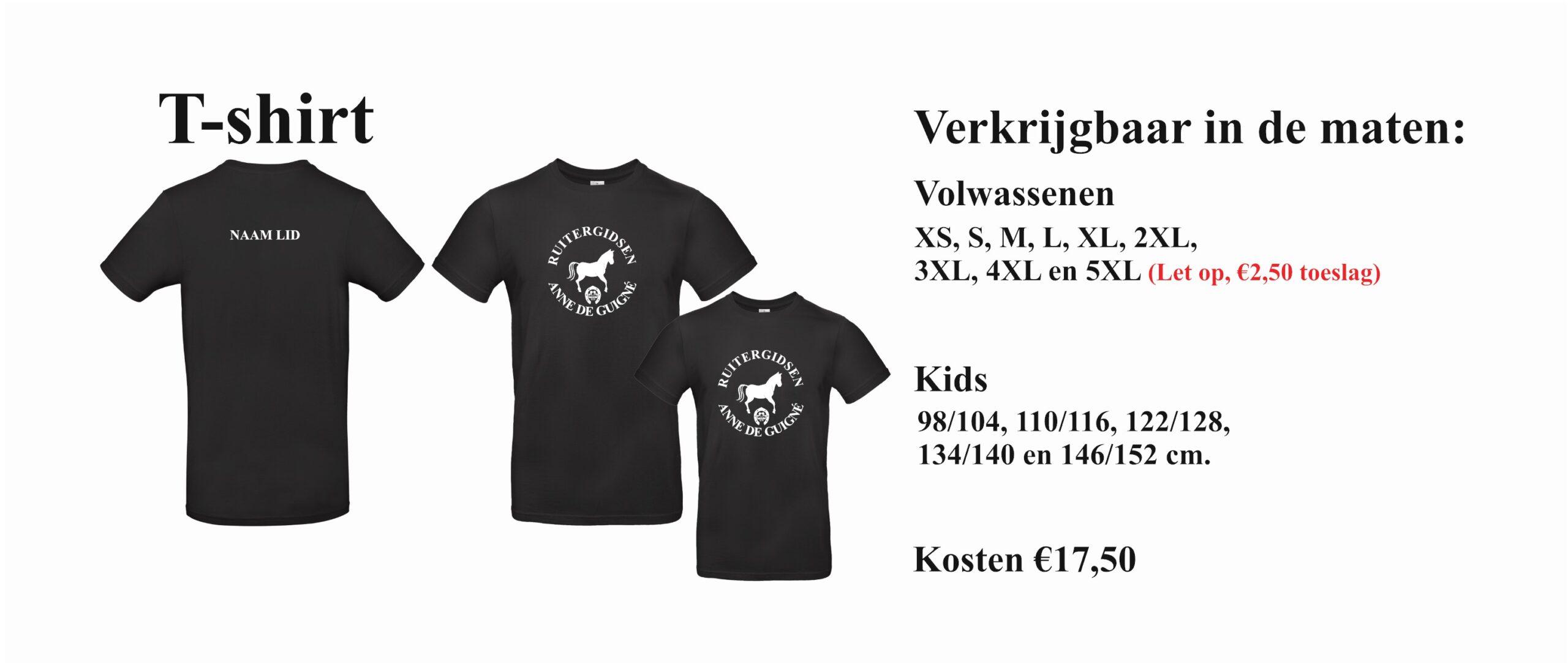 VB T-shirts+opdruk